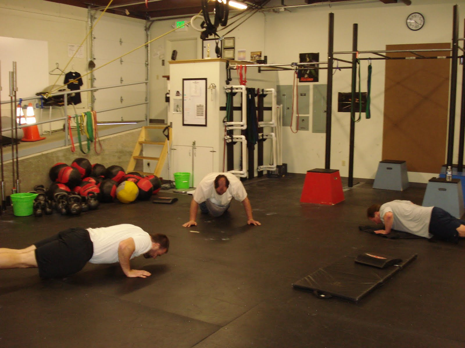 Tabata Something Else Circuit Training Timer Congrats To All That Challenged And Beat The Terrible 20 Sec Of Work 10 Rest For 8 Rounds Each Exercise Pull Ups Push