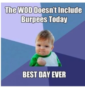 burpees no