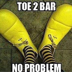 toes 2 bar