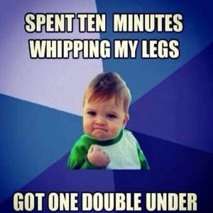 double under